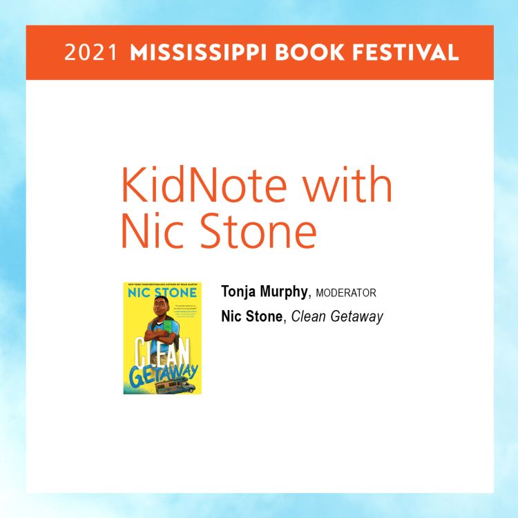 cover art for Write On, Mississippi: Season 4, Chapter 11: KidNote with Nic Stone