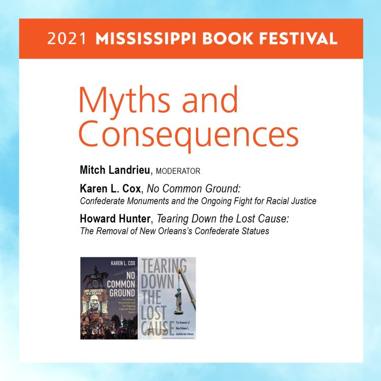 cover art for Write On, Mississippi: Season 4, Chapter 16: Myths and Consequences