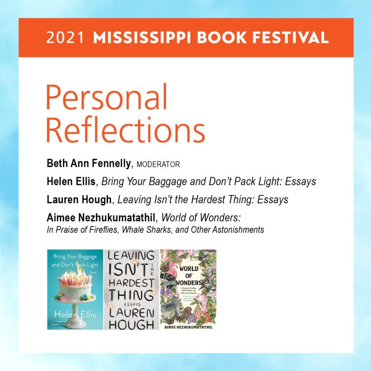 cover art for Write On, Mississippi: Season 4, Chapter 18: Personal Reflections