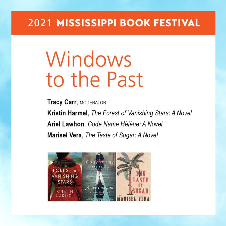 cover art for Write On, Mississippi: Season 4, Chapter 24: Windows to the Past