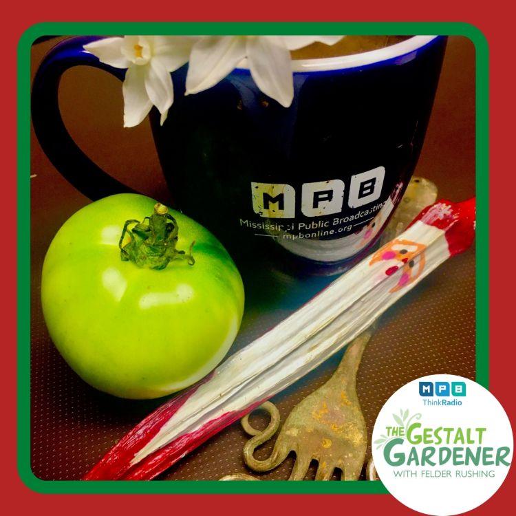 cover art for The Gestalt Gardener | Garden Ornaments