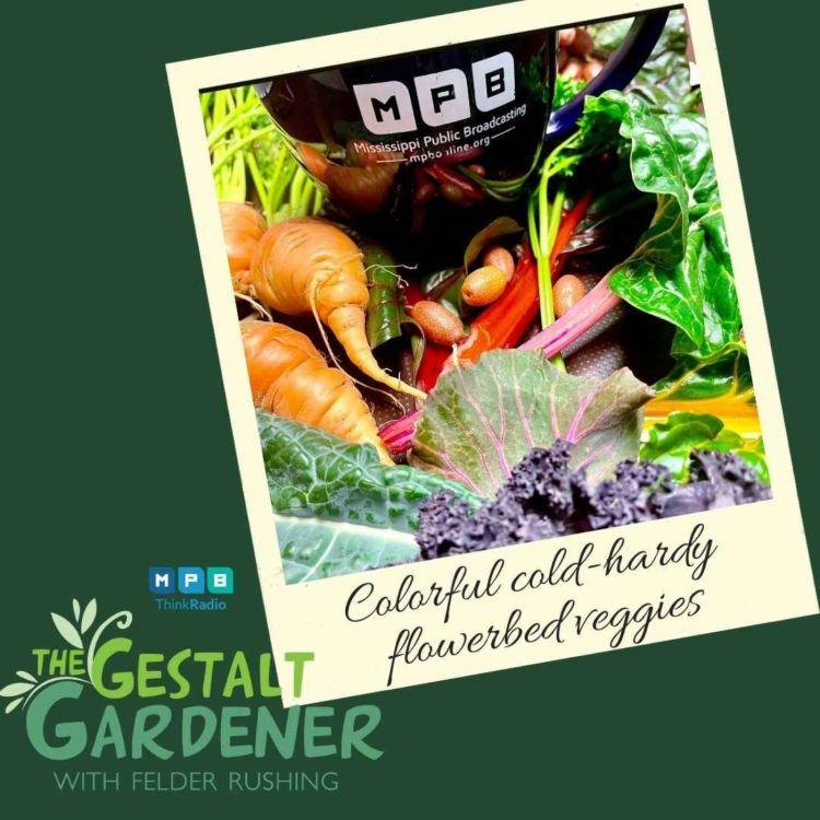 cover art for The Gestalt Gardener | New Book, Who Dis?
