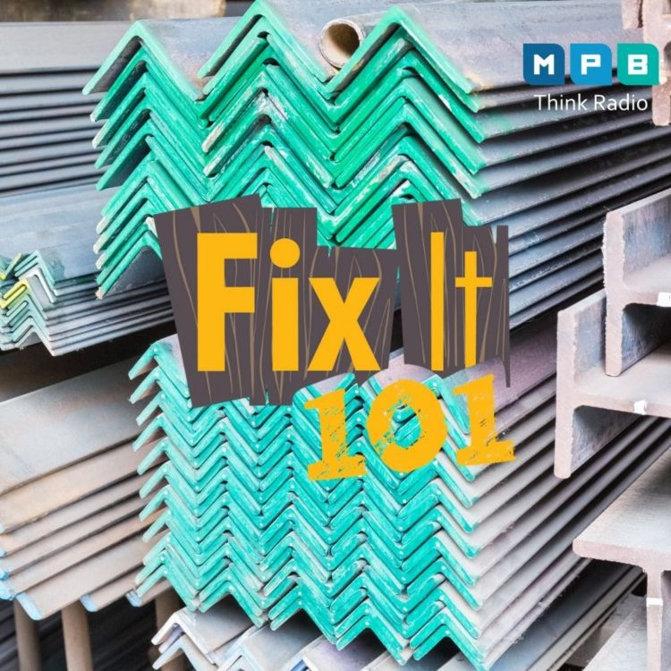 cover art for Fix It 101: Custom Metal Solutions