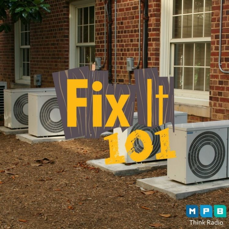 cover art for Fix It 101: Air Conditioners and More