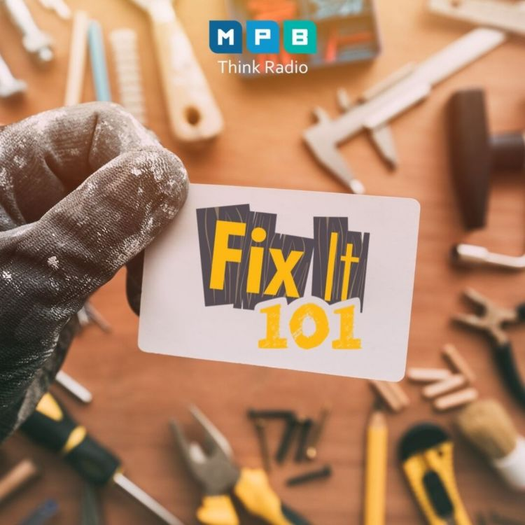 cover art for Fix It 101: It's Not Yet Fall Maintenance