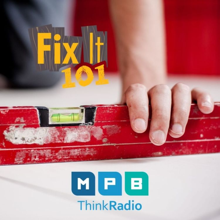 cover art for Fix It 101: Dry Wall, Copper Shingles, and More
