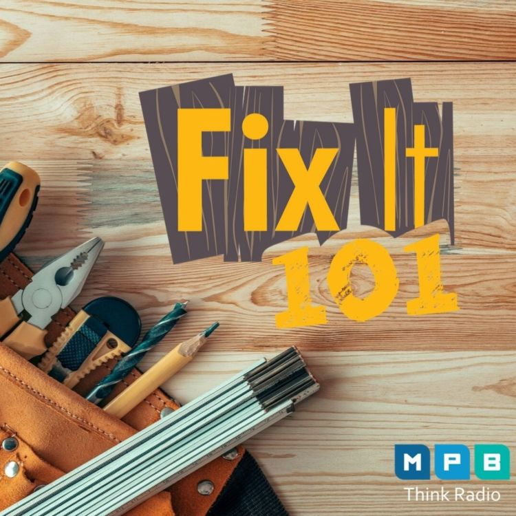 cover art for Fix It 101: Fall Fixes & Cool Apps