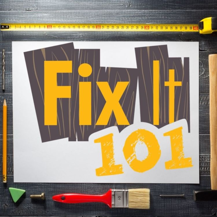 cover art for Fix It 101 I Open Topic