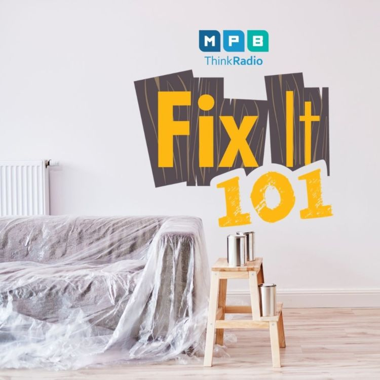 cover art for Fix It 101: The Home Show