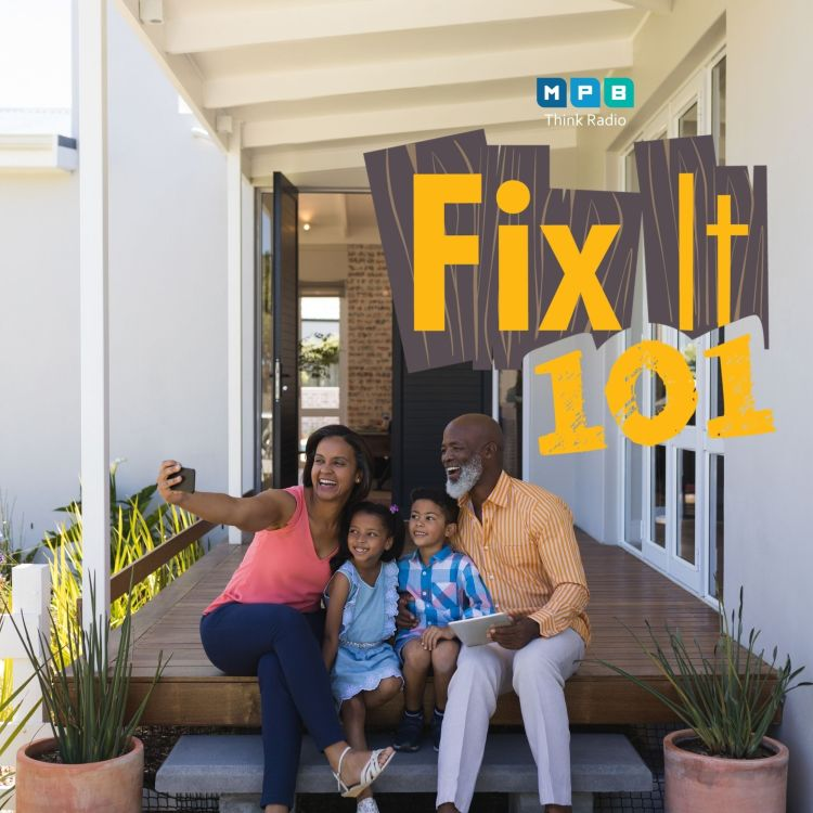 cover art for Fix It 101: The Summer Porch