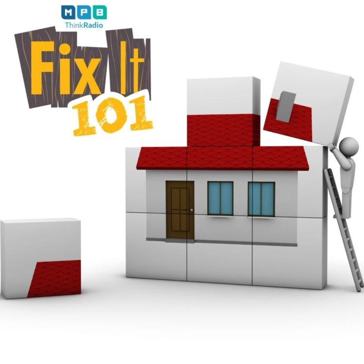 cover art for Fix It 101 | New House Smell