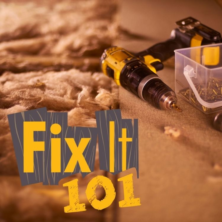 cover art for Fix It 101 | Attic Space