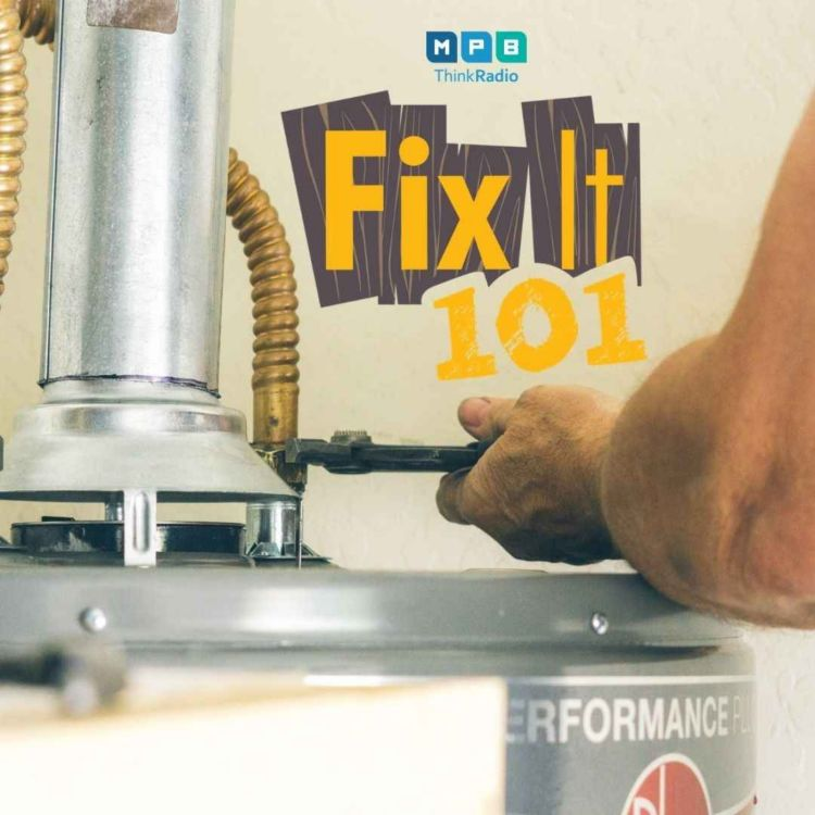 cover art for Fix It 101 | Well Layed Plans