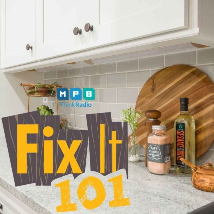 cover art for Fix It 101 | Kitchen Style