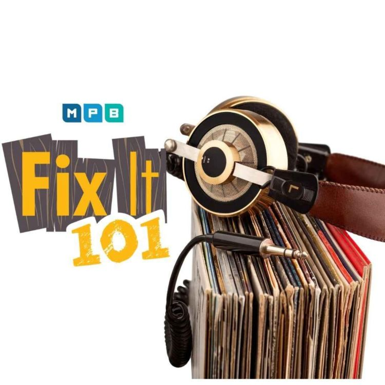 cover art for Fix It 101 | Making Records