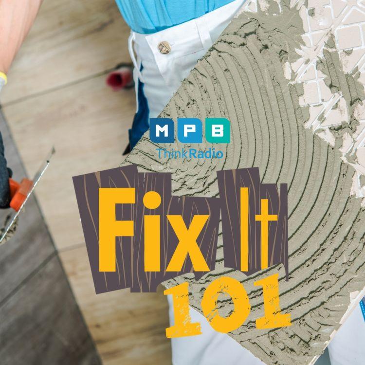 cover art for Fix It 101   Listen Up