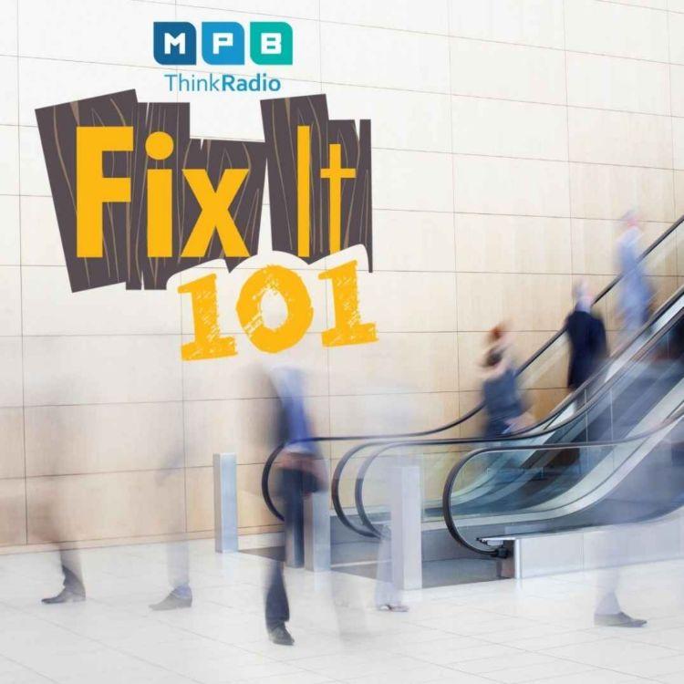 cover art for Fix It 101   Universal Design