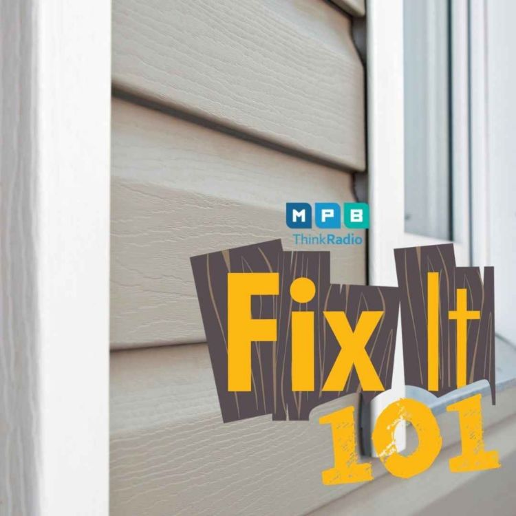 cover art for Fix It 101 | Summer Siding
