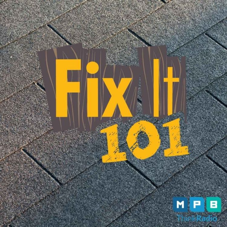 cover art for Fix It 101 | Jeff, Jason, and Shingles
