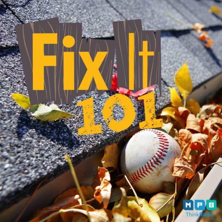 cover art for Fix It 101 | Talking Gutters
