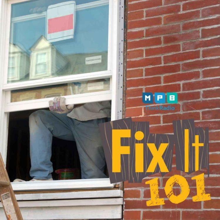 cover art for Fix It 101 | Window Glaze