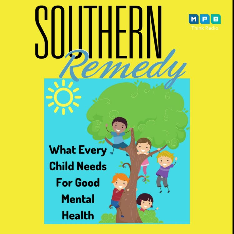 cover art for Southern Remedy Relatively Speaking | Infant Emotional Health