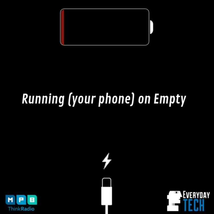 cover art for Running (your phone) on Empty