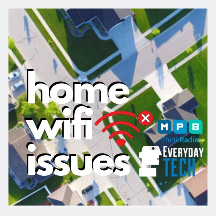 cover art for Home WiFi issues