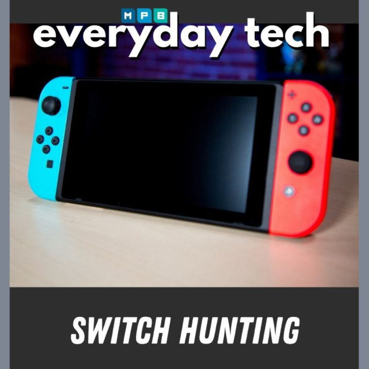 cover art for Switch Hunting