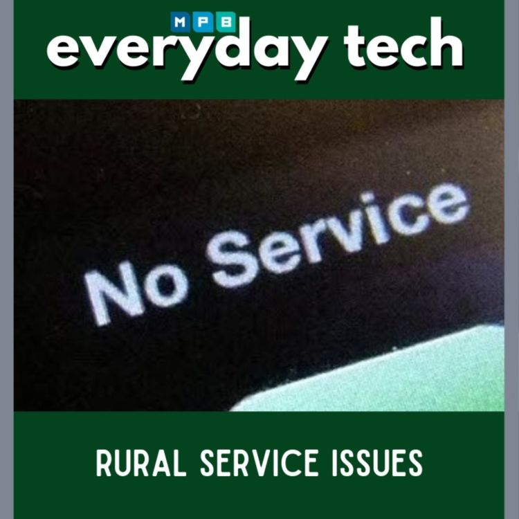 cover art for Rural Cell Service Issues