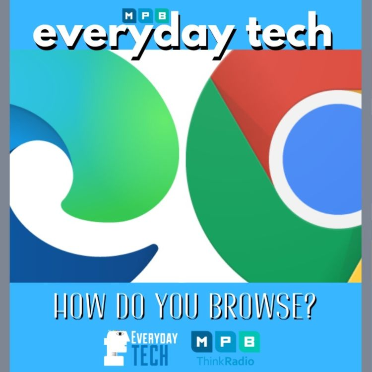 cover art for EVERYDAY TECH - Internet Browsers 2020