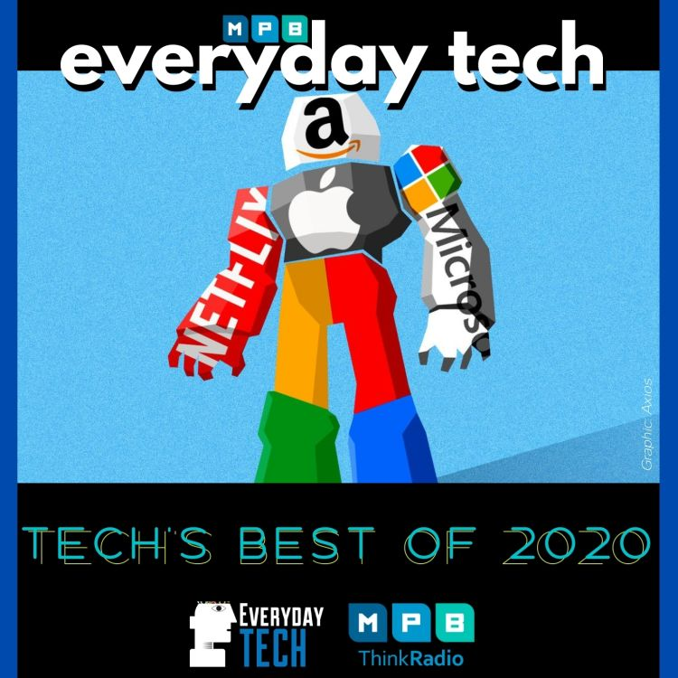 cover art for Everyday Tech - Best of Tech 2020