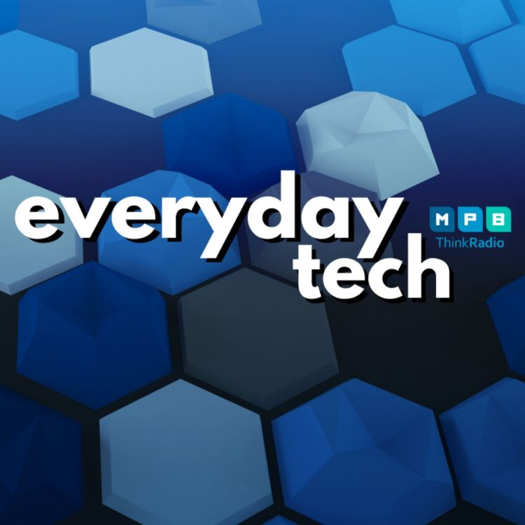 cover art for Everyday Tech - New TVs and Broken Laptops and Flip Phones! Oh my!!!