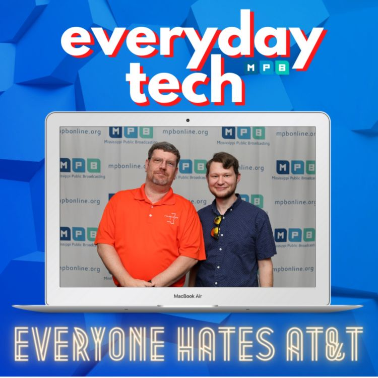 cover art for Everyday Tech - Everyone Hates AT&T