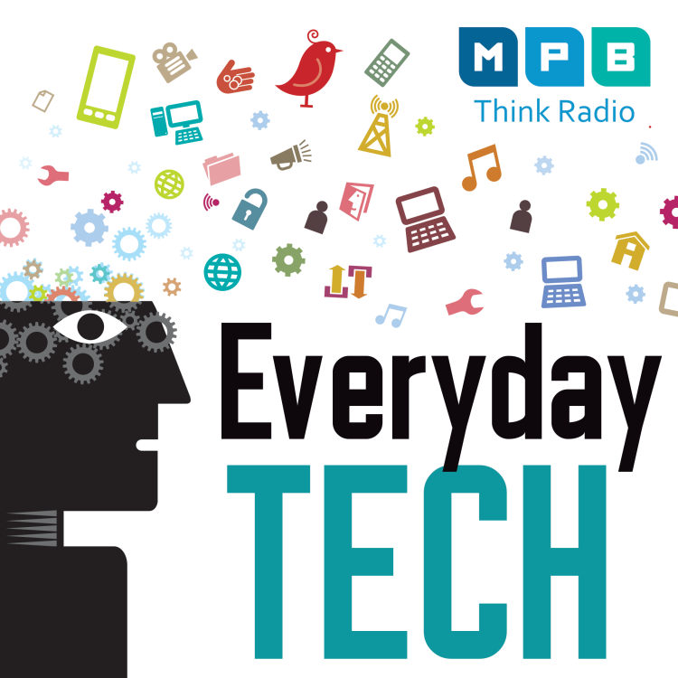 cover art for Everyday Tech: Technology in Library Services