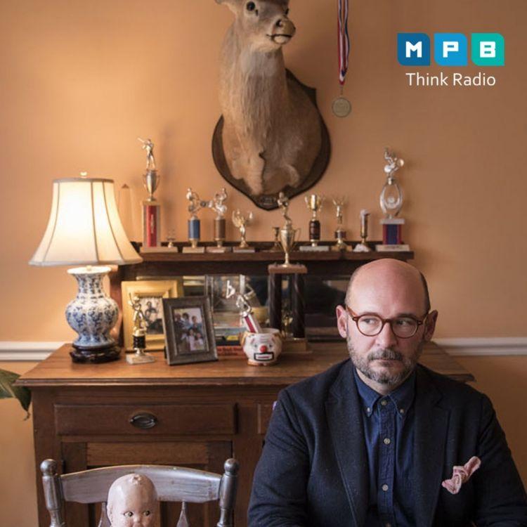 cover art for The Mississippi Arts Hour | Harrison Scott Key