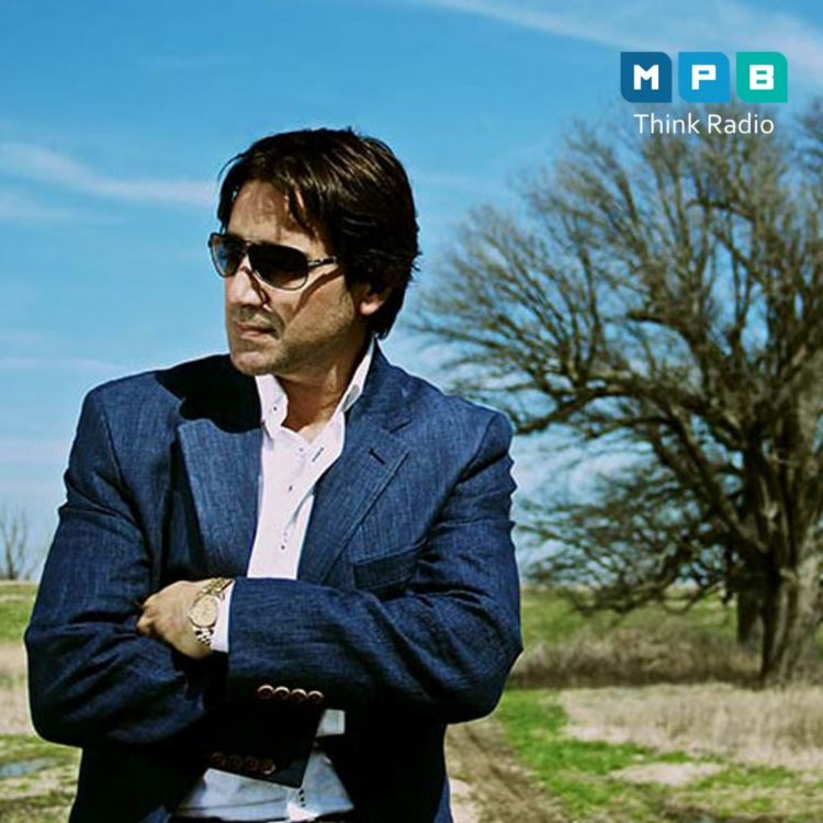 cover art for The Mississippi Arts Hour | Steve Azar