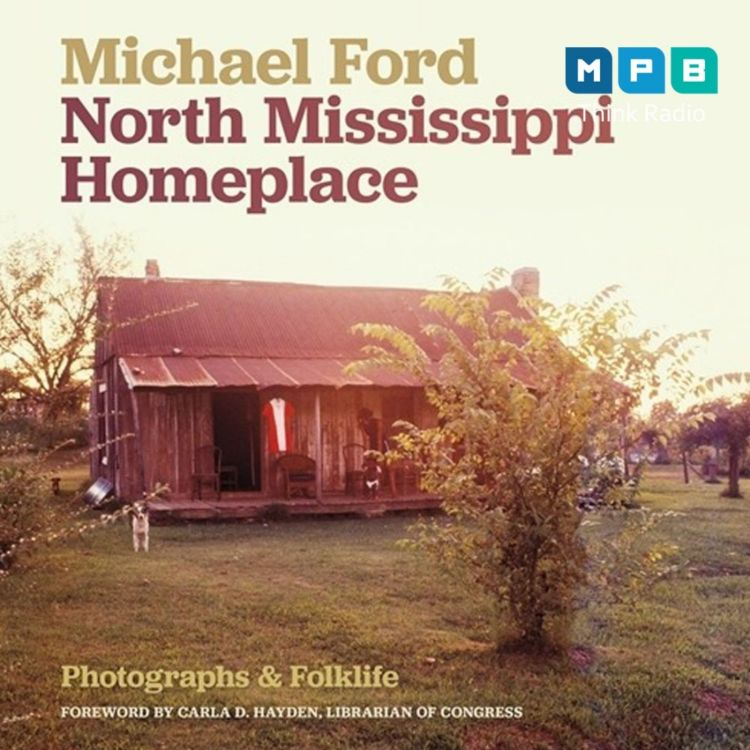 cover art for The Mississippi Arts Hour | Michael Ford