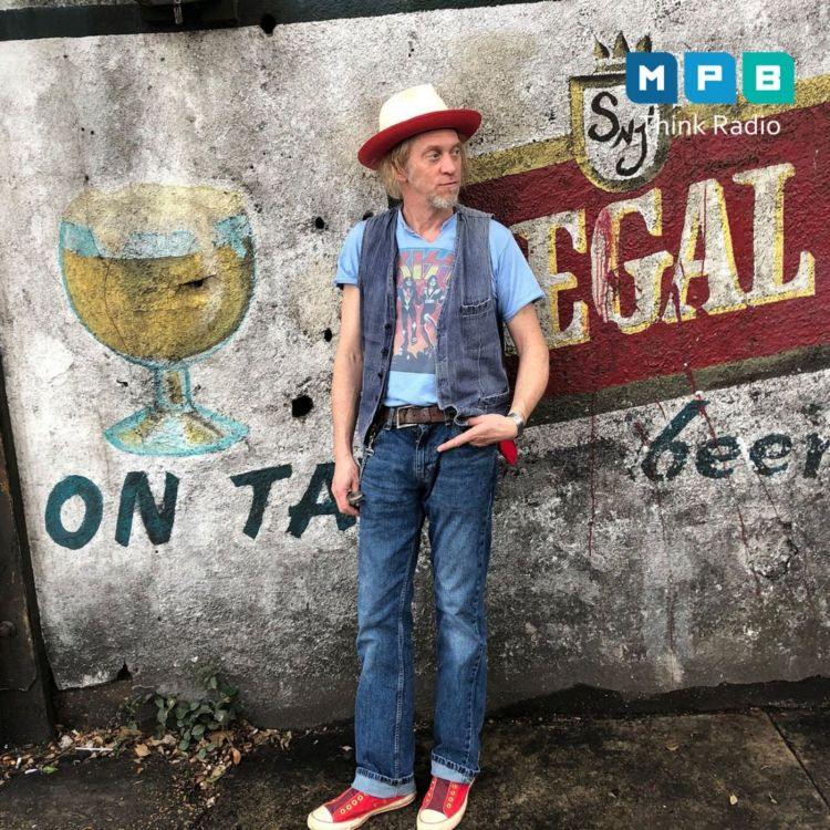 cover art for The Mississippi Arts Hour | Jimbo Mathus