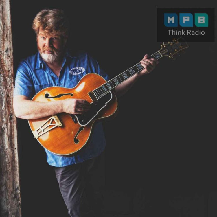 cover art for The Mississippi Arts Hour |  Mac McAnally