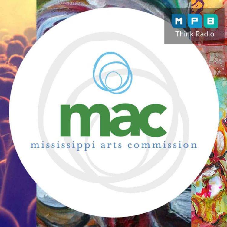 cover art for The Mississippi Arts Hour |  Mississippi Folklife