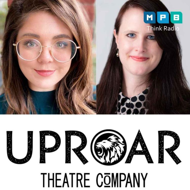 cover art for The Mississippi Arts Hour |  Uproar Theatre Company