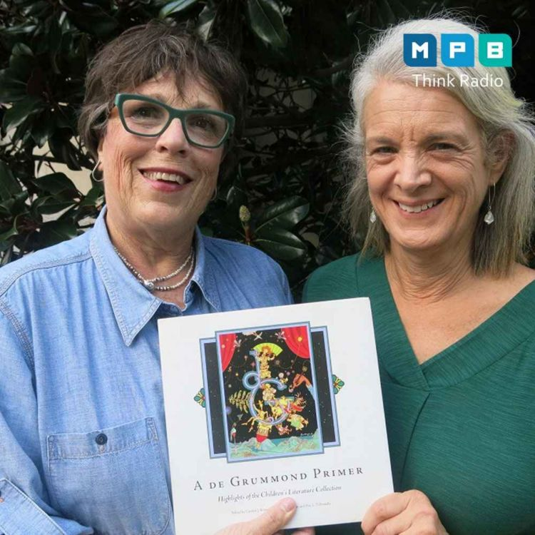 cover art for The Mississippi Arts Hour |  Carolyn Brown and Ellen Ruffin