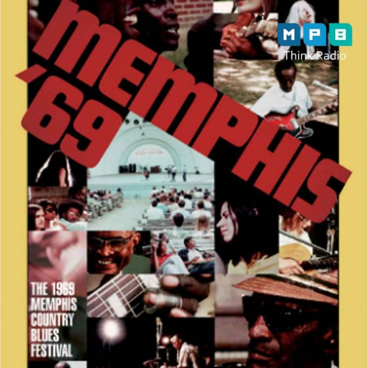 cover art for The Mississippi Arts Hour |  Bruce Watson