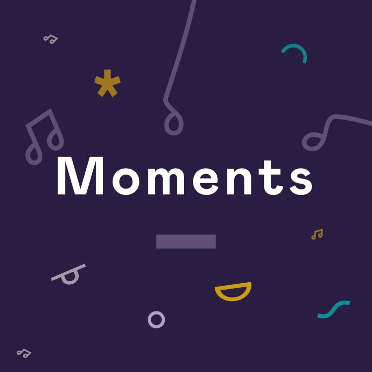 cover art for Moments with Euan Blair