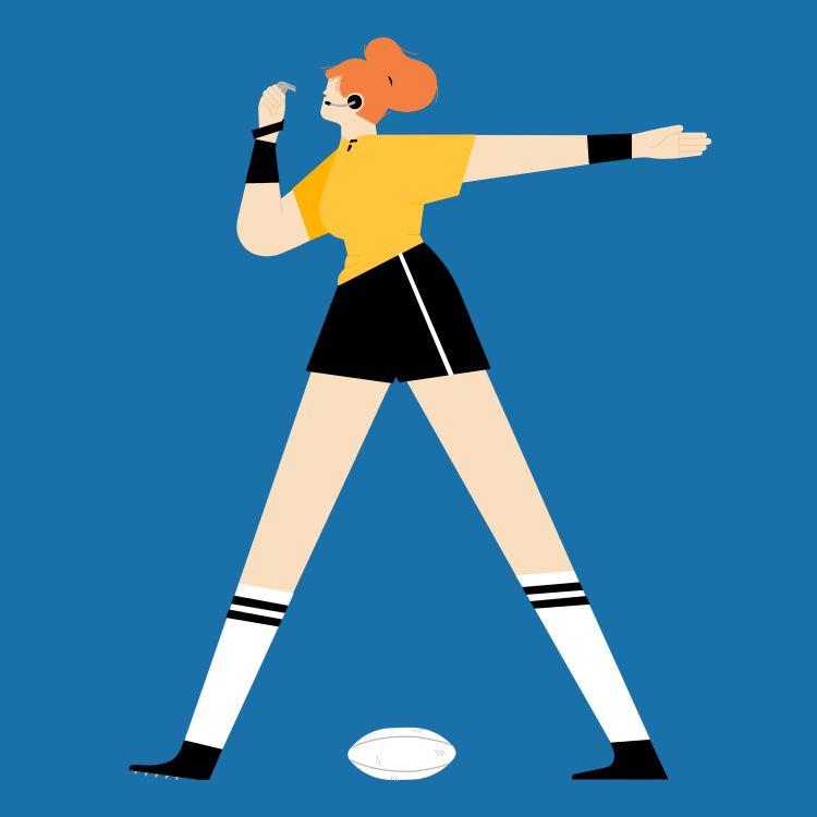 cover art for Madame l'arbitre, les femmes prennent le pouvoir