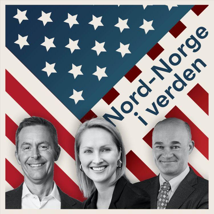 cover art for Trump eller Biden: Hva betyr presidentvalget for Nord-Norge?