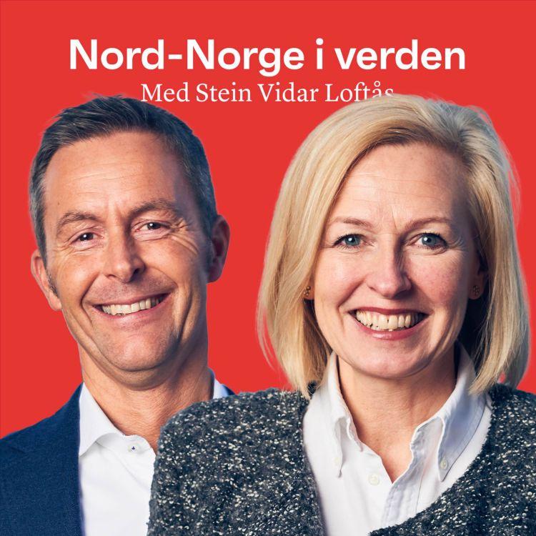 cover art for Dette tror næringslivslederne om framtiden i nord