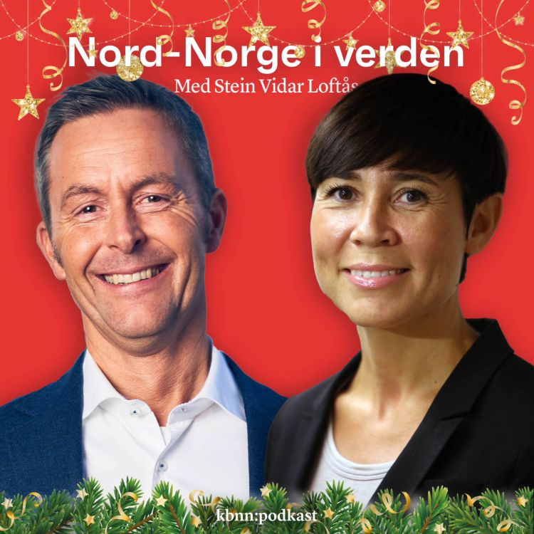 cover art for Romjulsprat: Ine Eriksen Søreide