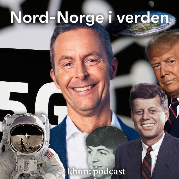 cover art for De farlige konspirasjonsteoriene (REPOST)